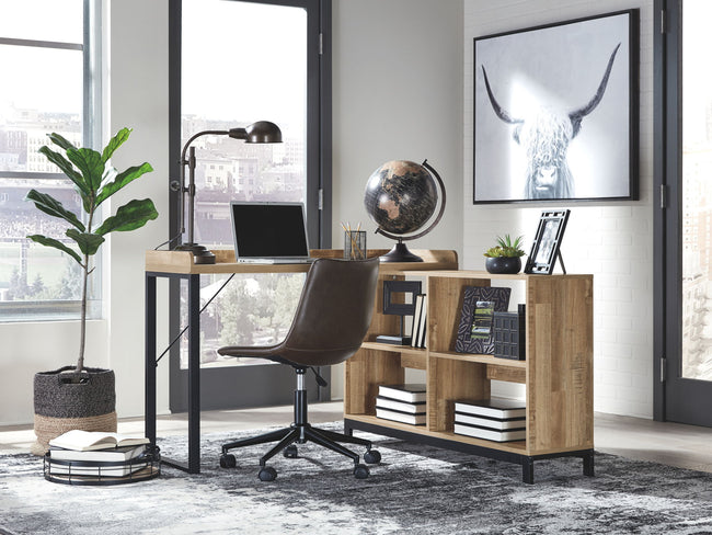 Gerdanet Home Office Set | Calgary's Furniture Store
