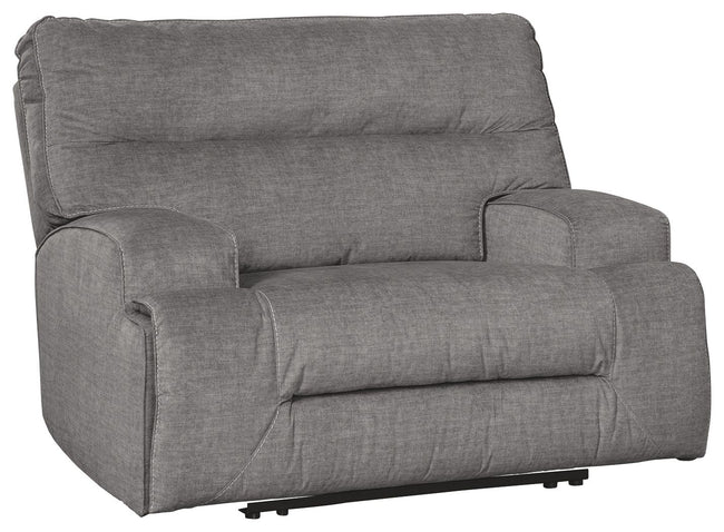 Coombs Oversized Power Recliner | Calgary's Furniture Store