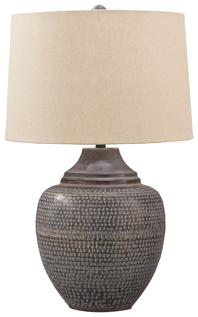 Olinger Table Lamp | Calgary's Furniture Store