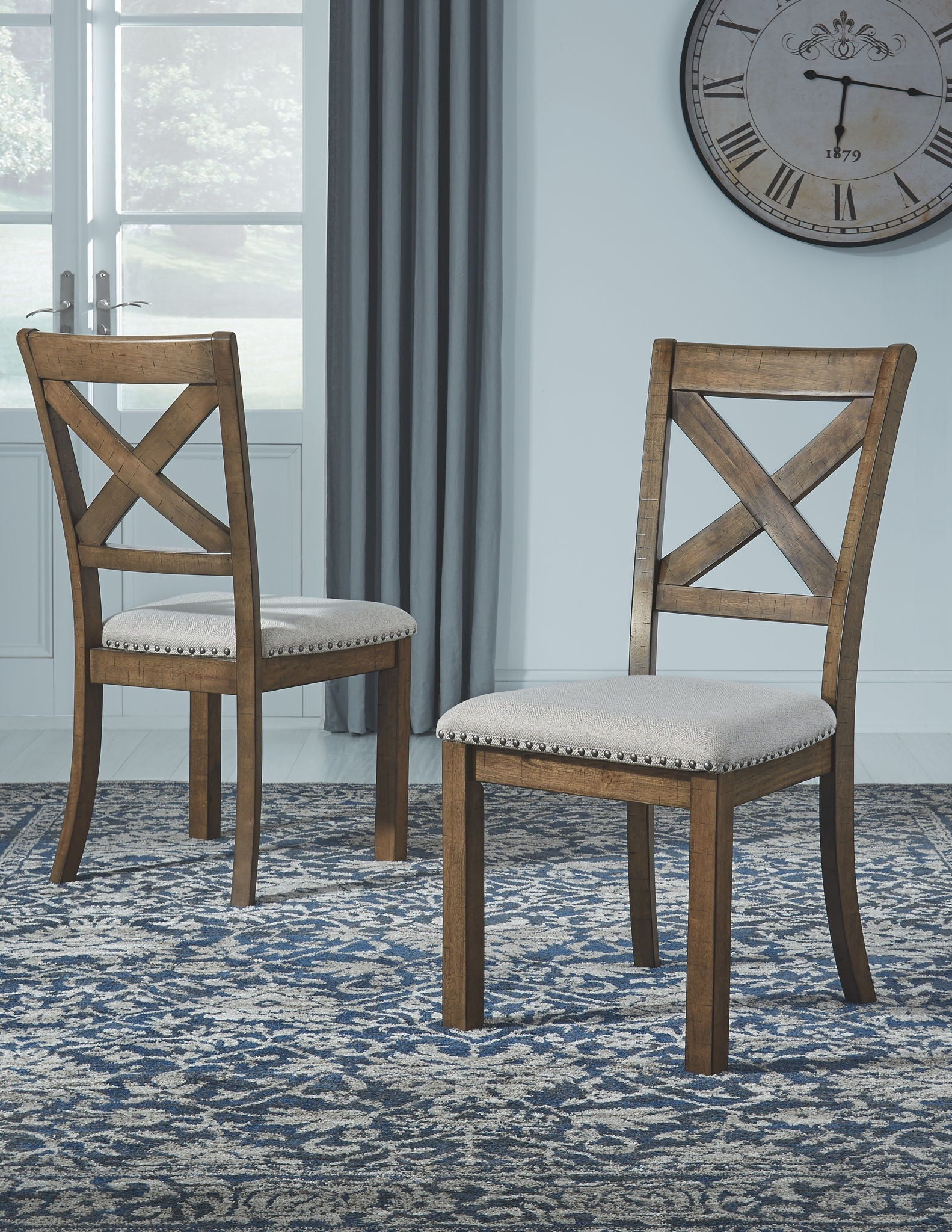 Moriville Dining Room Chair | Calgary's Furniture Store