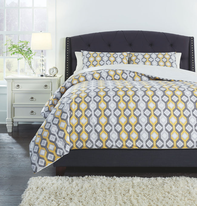 Mato Comforter Set | Calgary's Furniture Store