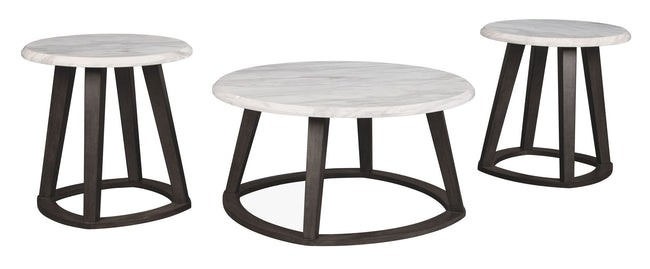 Luvoni Table (Set of 3) | Calgary's Furniture Store