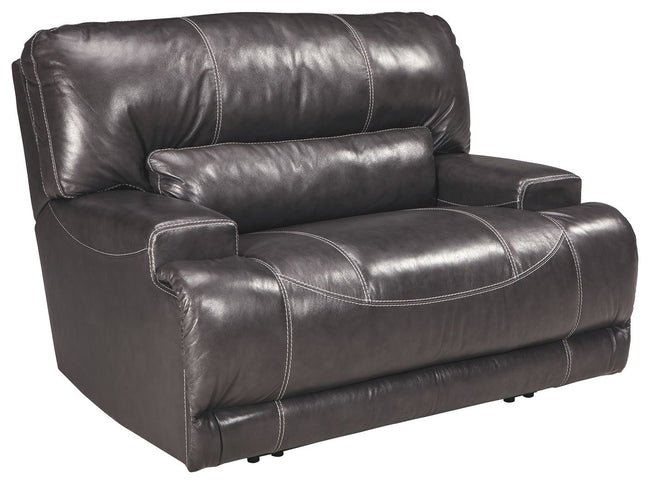 McCaskill Oversized Power Recliner | Calgary's Furniture Store