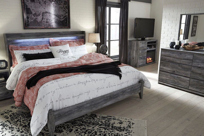 Baystorm Panel Bed | Calgary's Furniture Store