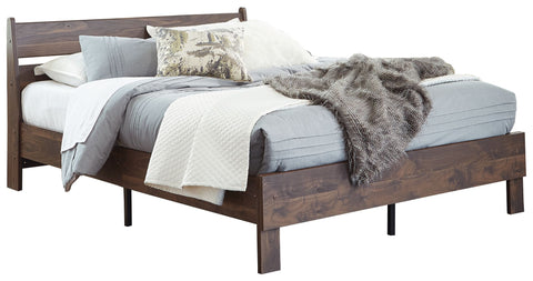 Trinell Bookcase Headboard