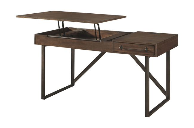 Starmore Home Office Lift Top Desk | Calgary's Furniture Store