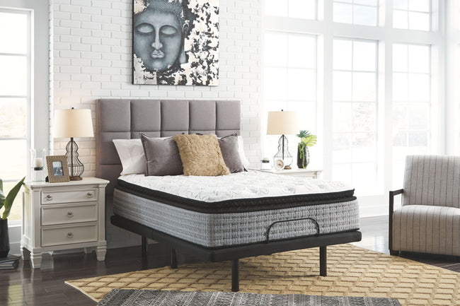 Mt Rogers Ltd Pillowtop Adjustable Base and Mattress | Calgary's Furniture Store