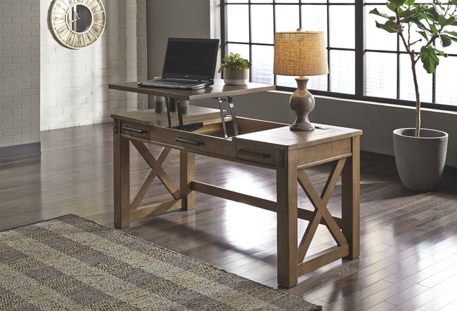 Aldwin Home Office Set | Calgary's Furniture Store