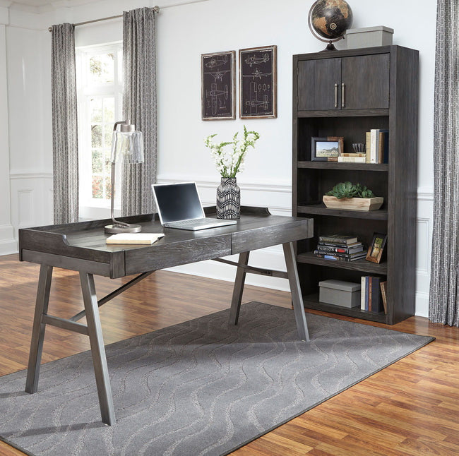 Raventown Home Office Set | Calgary's Furniture Store