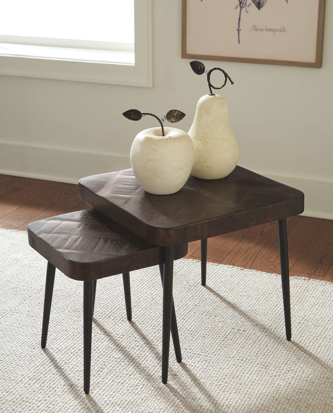 Ravenwood Accent Table (Set of 2) | Calgary's Furniture Store