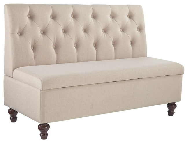 Gwendale Storage Bench | Calgary's Furniture Store