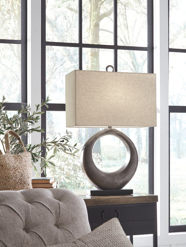 Saria Table Lamp | Calgary's Furniture Store