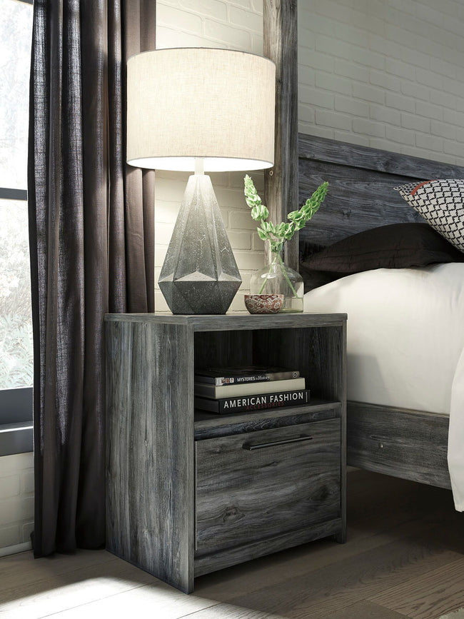 Baystorm Nightstand | Calgary's Furniture Store