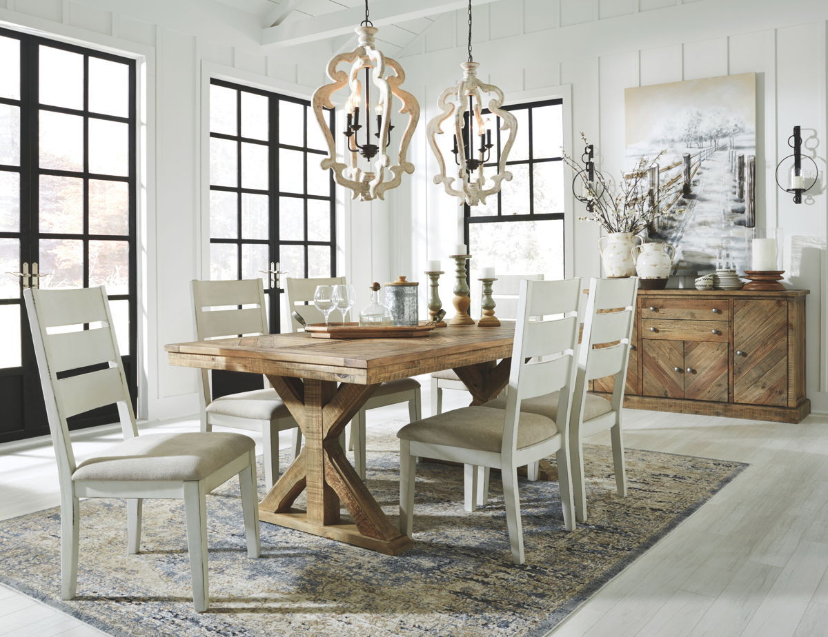 Grindleburg Dining Room Table | Calgary's Furniture Store