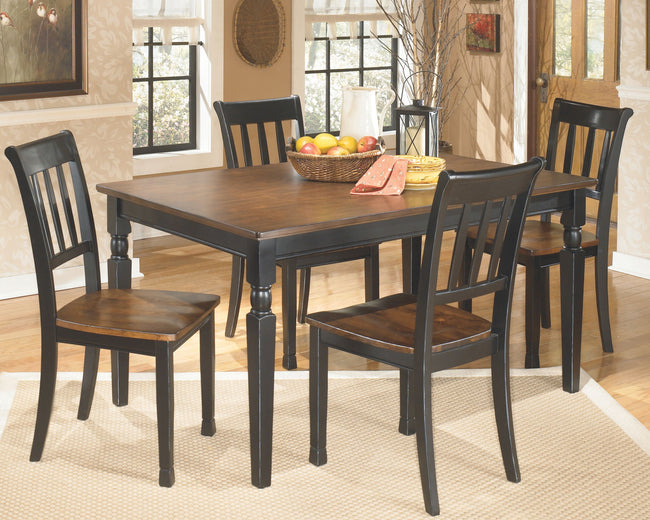 Owingsville Dining Room Table | Calgary's Furniture Store