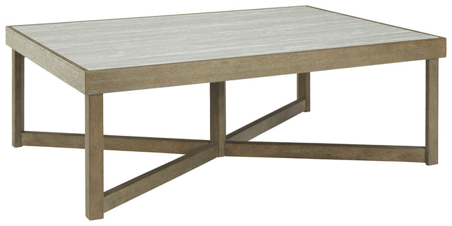 Challene Coffee Table | Calgary's Furniture Store
