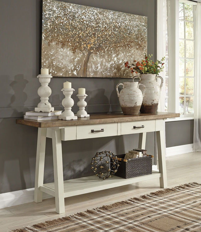 Stownbranner Sofa/Console Table Sofa Tables Ashley Furniture