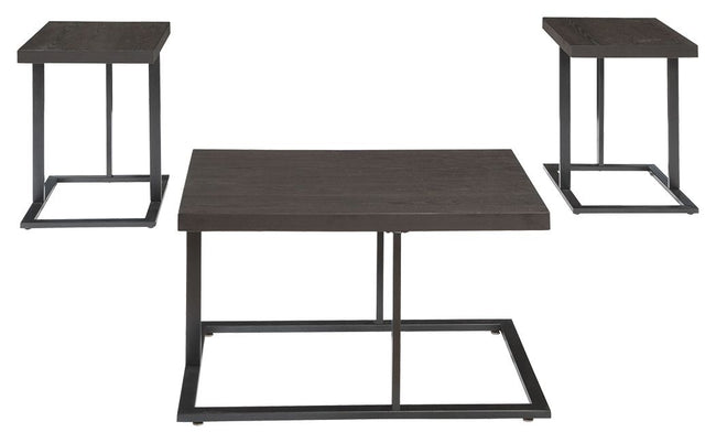 Airdon Table (Set of 3) | Calgary's Furniture Store