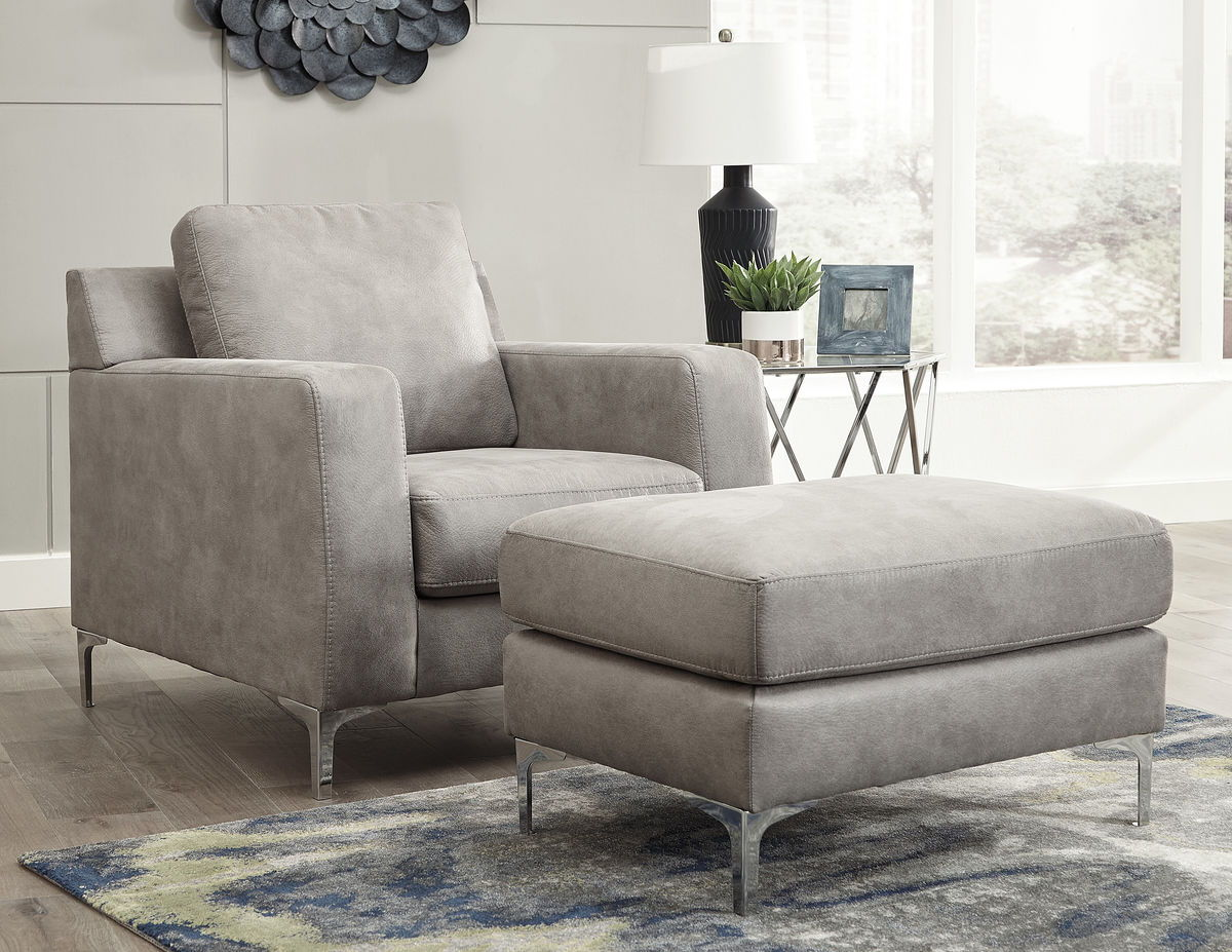 Ryler Ottoman | Showhome Furniture