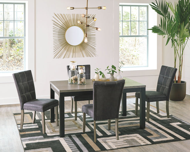 Dontally Dining Room Set | Showhome Furniture
