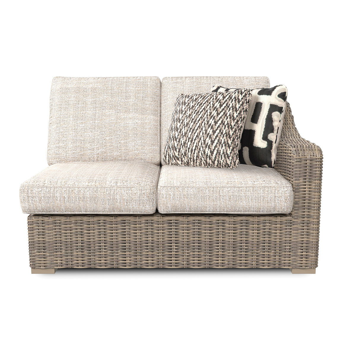 Beachcroft Left-Arm Facing Loveseat/Right-Arm Facing Loveseat | Showhome Furniture