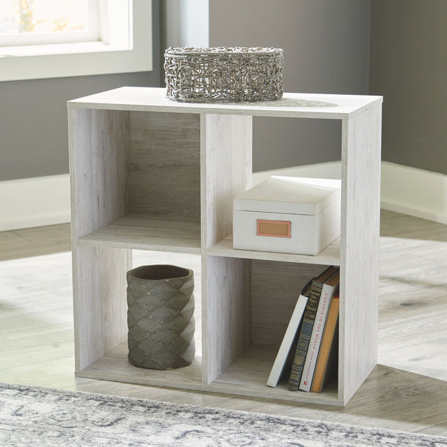 Paxberry Four Cube Organizer | Calgary's Furniture Store
