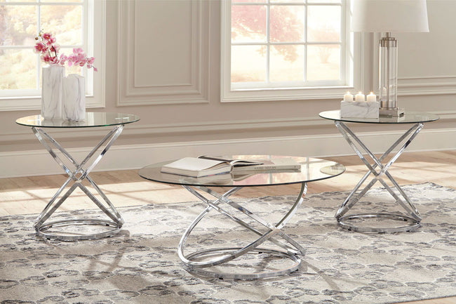 Hollynyx Table (Set of 3) | Calgary's Furniture Store