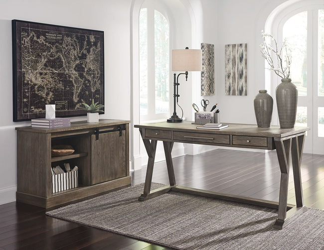 Luxenford Home Office Set | Calgary's Furniture Store