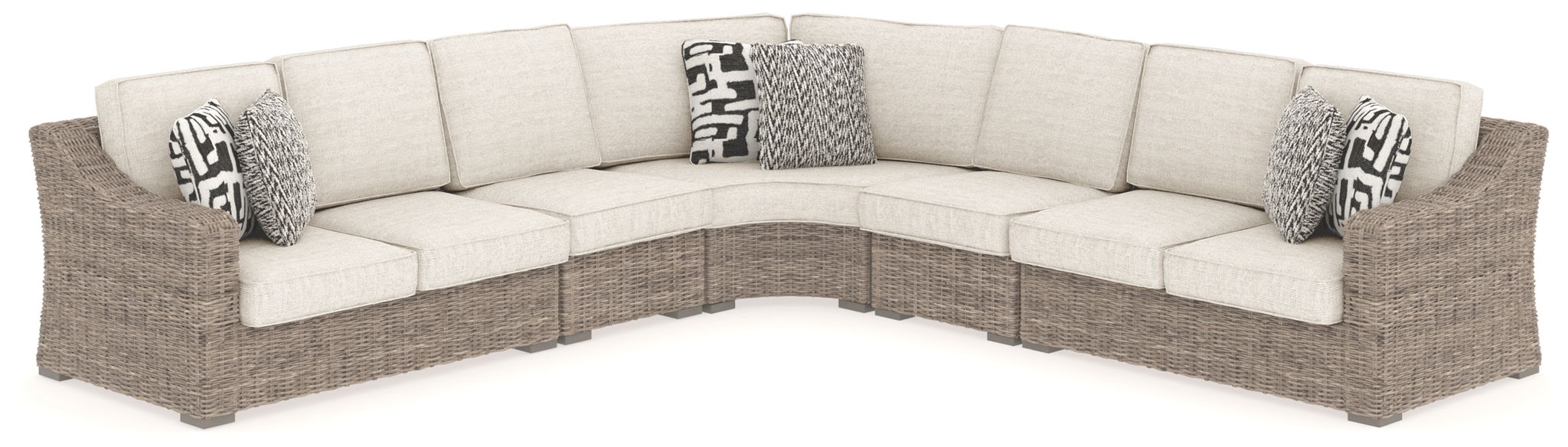 Beachcroft Outdoor Seating Set | Calgary's Furniture Store