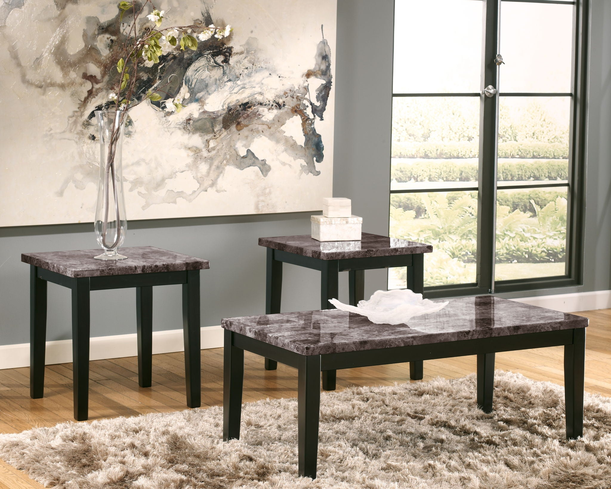 Maysville Table (Set of 3) | Calgary's Furniture Store