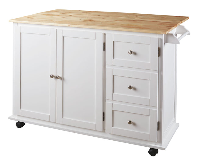 Withurst Kitchen Cart | Calgary's Furniture Store