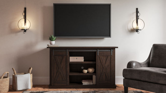 "Camiburg 54"" TV Stand 