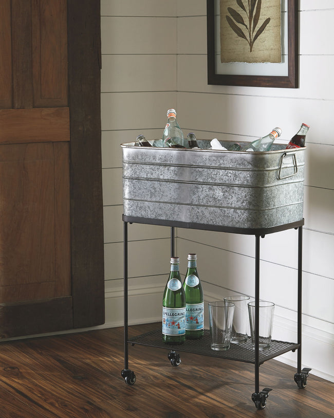 Vossman Beverage Tub | Calgary's Furniture Store