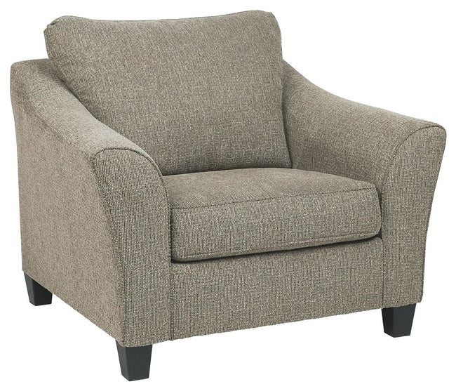 Barnesley Oversized Chair | Calgary's Furniture Store