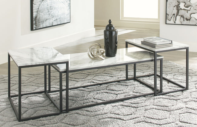 Donnesta Table (Set of 3) | Calgary's Furniture Store