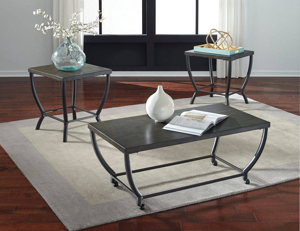 Champori Table (Set of 3) | Calgary's Furniture Store