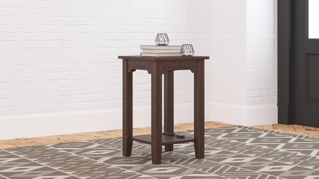 Camiburg Chairside End Table | Showhome Furniture