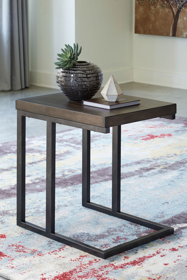 Johurst Chairside End Table | Calgary's Furniture Store