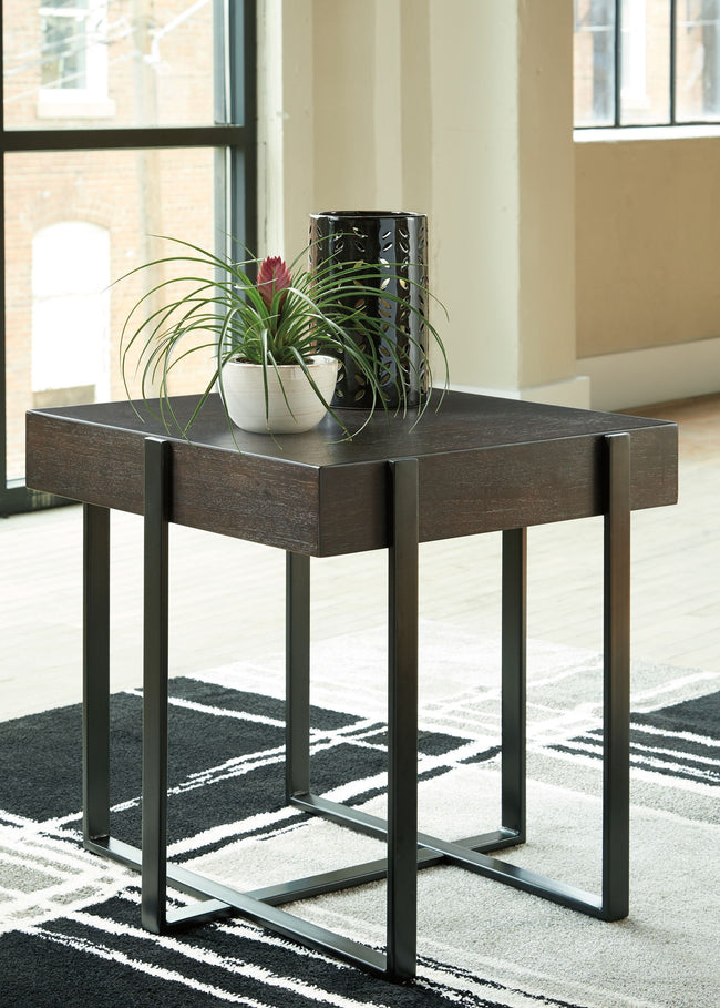 Drewing End Table | Calgary's Furniture Store