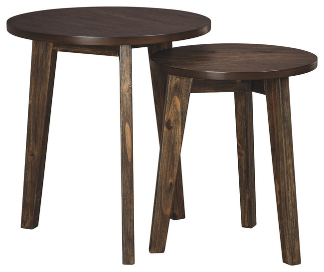 Clydmont Accent Table (Set of 2) | Calgary's Furniture Store
