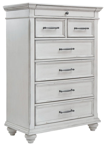 Faith 6 Drawer Chest