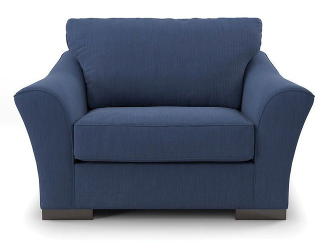 Bantry Nuvella® Oversized Chair | Calgary's Furniture Store