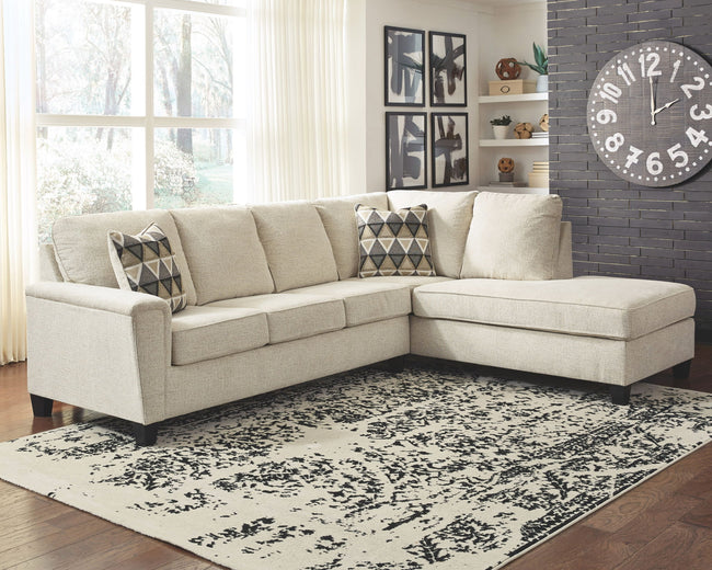 Abinger Sectional with Chaise | Calgary's Furniture Store