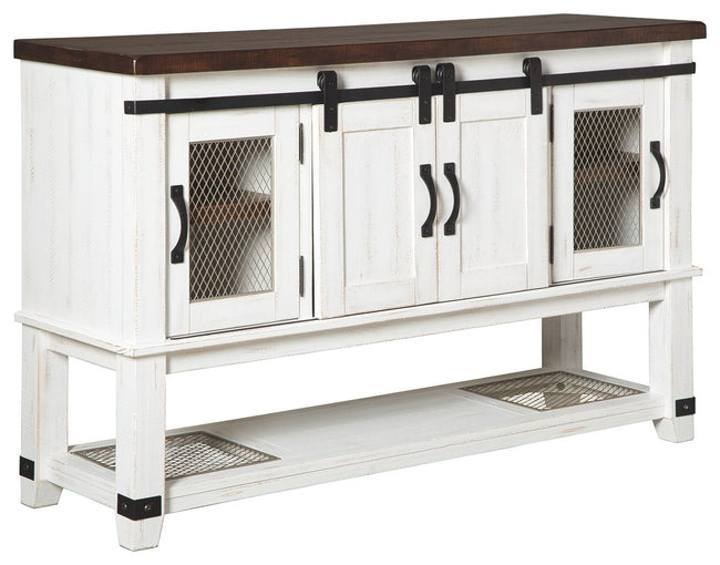 Valebeck Dining Room Server | Calgary's Furniture Store