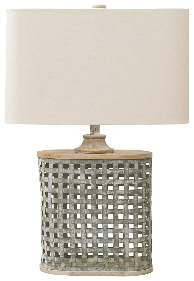 Deondra Table Lamp | Calgary's Furniture Store