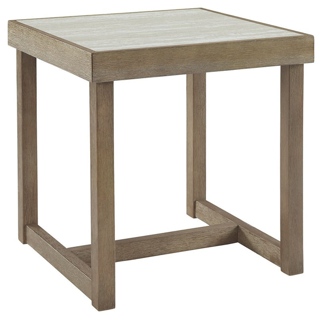 Challene End Table | Calgary's Furniture Store