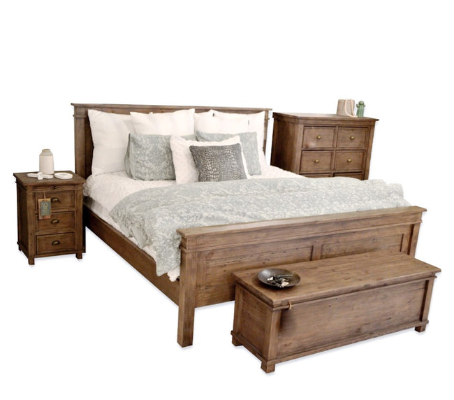 Banff Bed | Calgary's Furniture Store