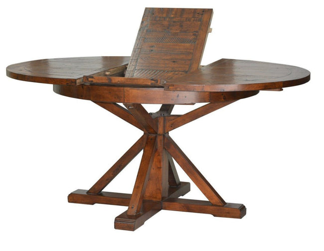Sunset Reclaimed- Solid Wood Extension Table