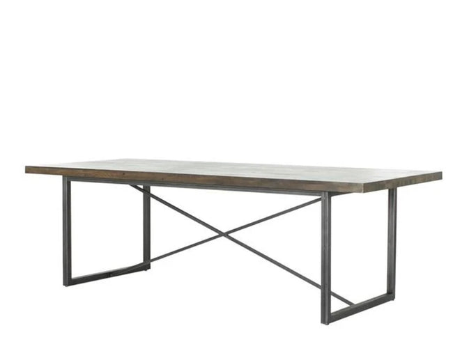 Woodcraft Modern Solid Wood Dining Table