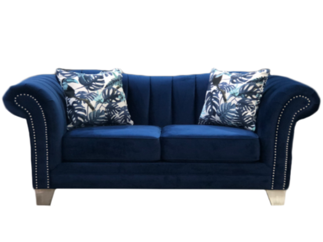 Ross Loveseat, Made in Canada 🇨🇦 | Calgary's Furniture Store